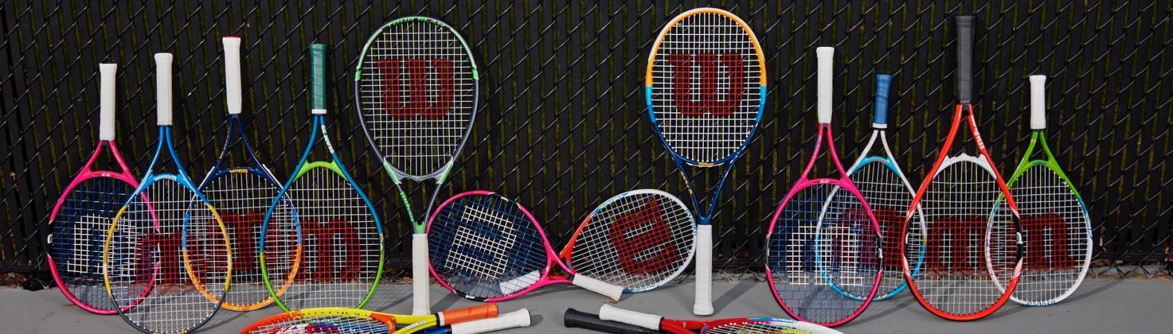 Kinder Tennisrackets