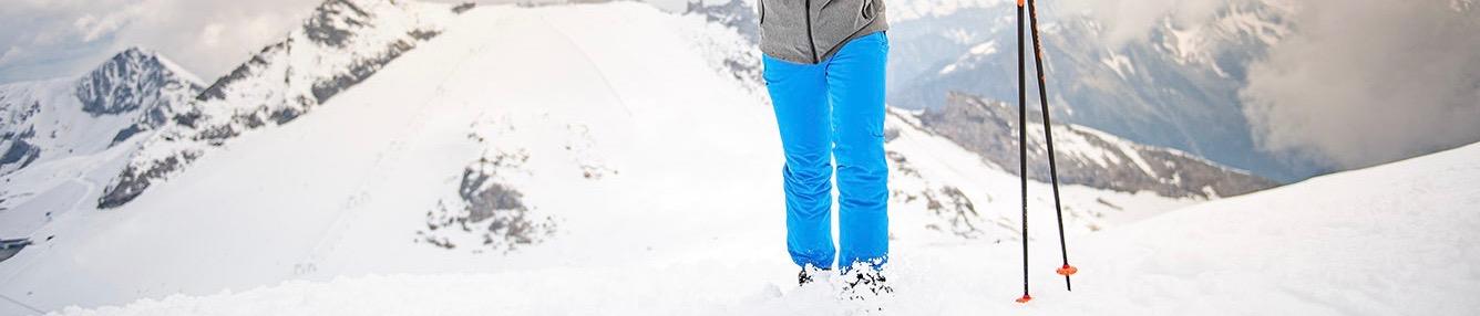 Ski- & Snowboardhosen
