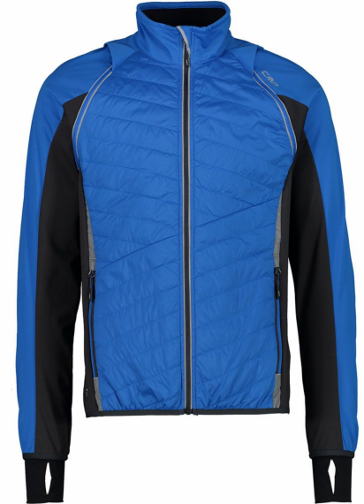 MAN JACKET WITH DETACHABLE SLEEVES
