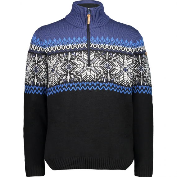 MAN KNITTED PULLOVER WP