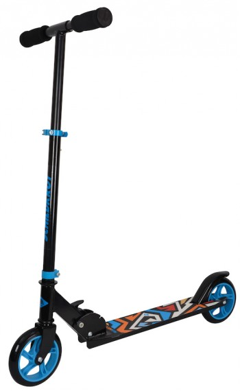 City Scooter RunAbout black-blue
