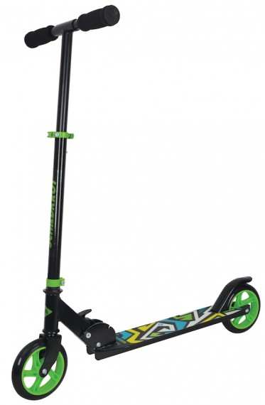 City Scooter RunAbout black-green
