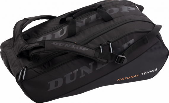 NT 12 RACKET BAG BLACK
