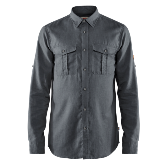 Övik Travel Shirt LS M