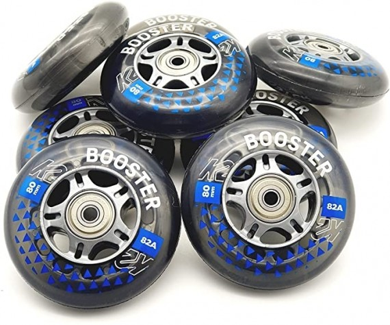 BOOSTER 80 MM 82A 8-WHEEL PACK W IL