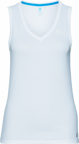SUW TOP V-NECK SINGLET ACTIVE