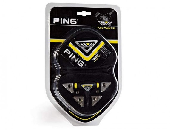 iWi Putter Weight Kit