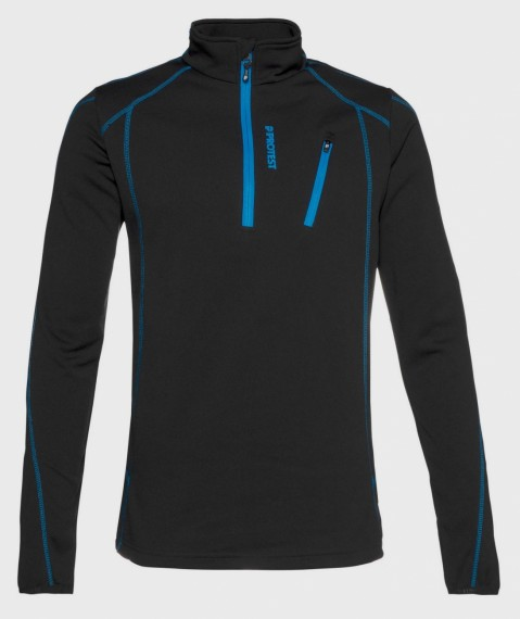 HUMANS 1/4 zip top