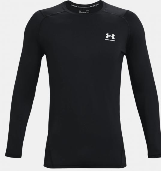 UA HG ARMOUR FITTED LS